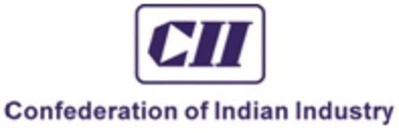 Cii logo with writing